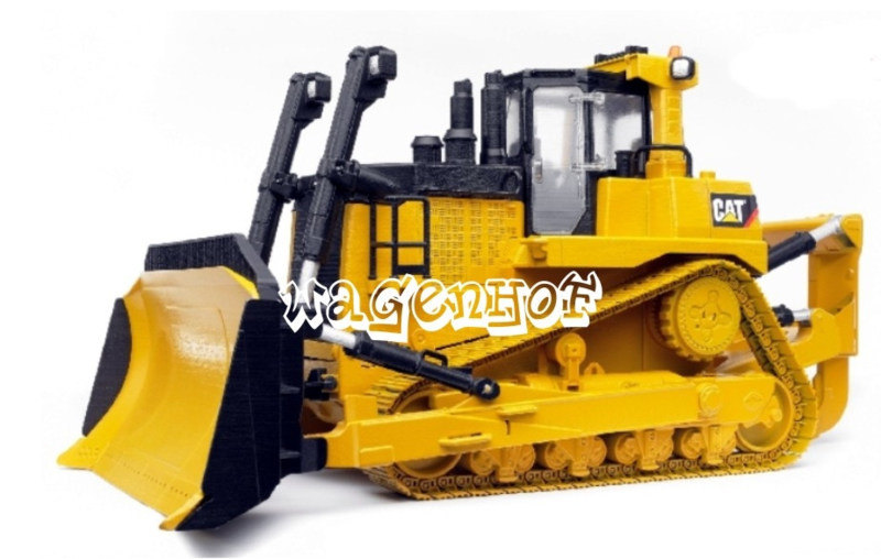 Caterpillar Bulldozer Bruder BRU02452 Scale 1:16