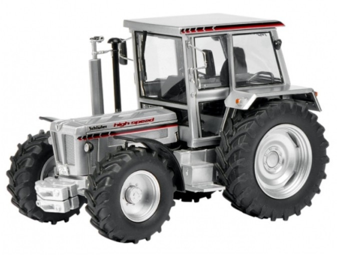 Schlüter 1350 High speed silver SC7623 Limited Ed 2000 pieces Scale 1:32