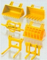 Front loader bucket set Scale 1:32
