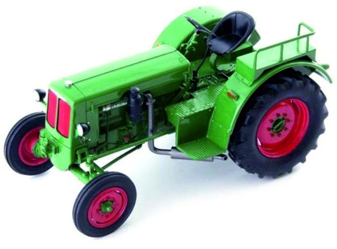 Schlüter AS 45 tractor in Groen Autocult A90150 1:32.