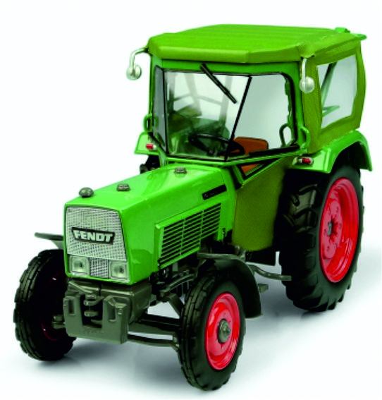Fendt Farmer 5 S with Peko cabin and 2WD UH5291