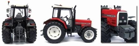 Massey Ferguson 6170 tractor Universal hobbies.  Schaal 1:32