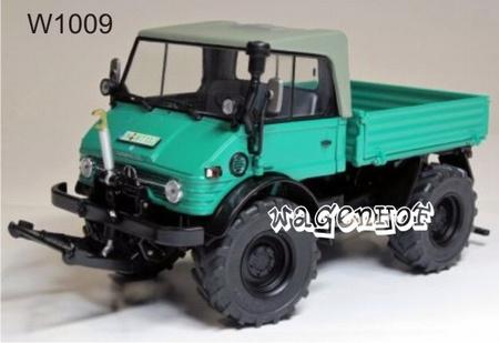 Unimog 406 U84/900 hardtop  1971/89  W1009    Weise-Toys Schaal 1:32