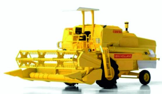 New Holland Clayson 8060 combine Replicagri REP503 1:32.