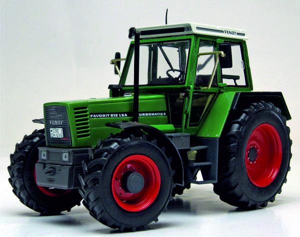 Fendt Favorit 612 LSA (1988-1993) Weise-Toys. W1059