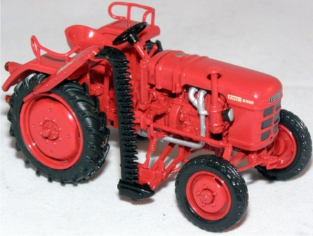 FAHR D180H tractor Scale 1:43