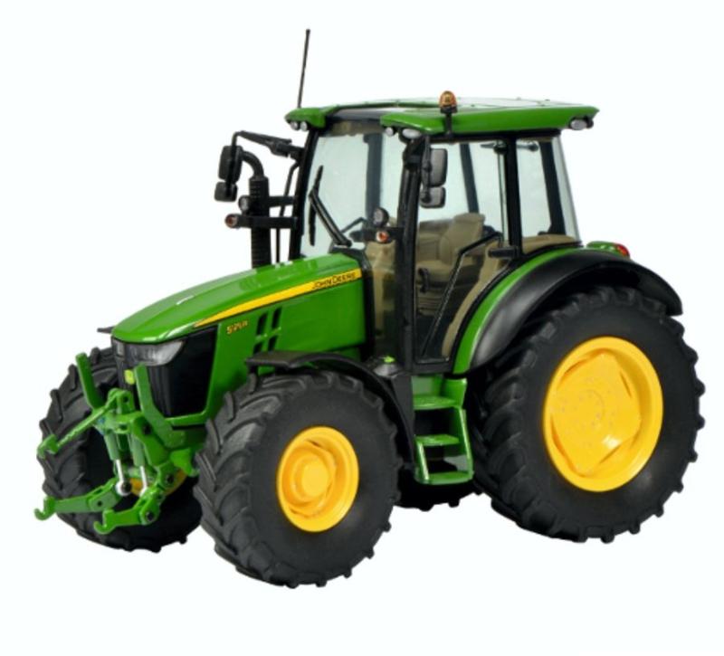 John Deere 5125R tractor. SC7727. Schaal 1:32