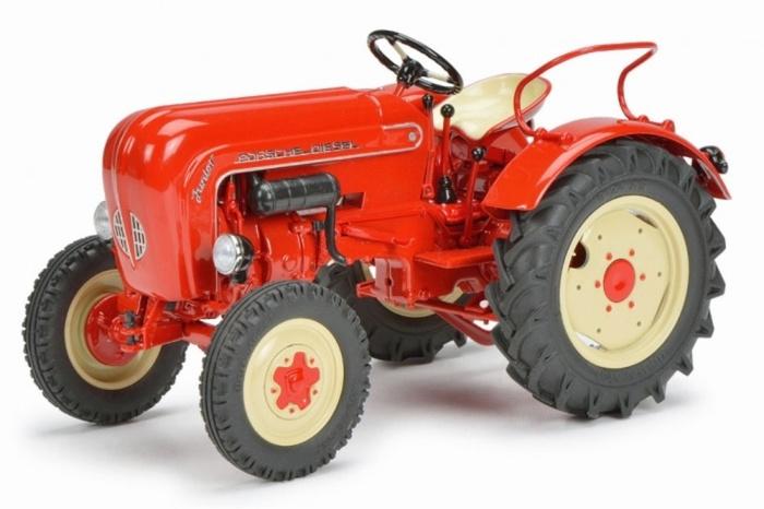 Porsche Diesel tractor Junior K. SC4500100 Scale 1:18