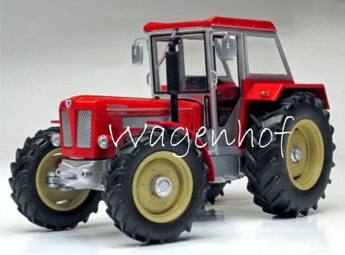 Schlüter 1250 V met Cabine  W1055 Weise Toys Schaal 1:32