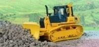 Komatsu D61E Bulldozer Scale 1:50