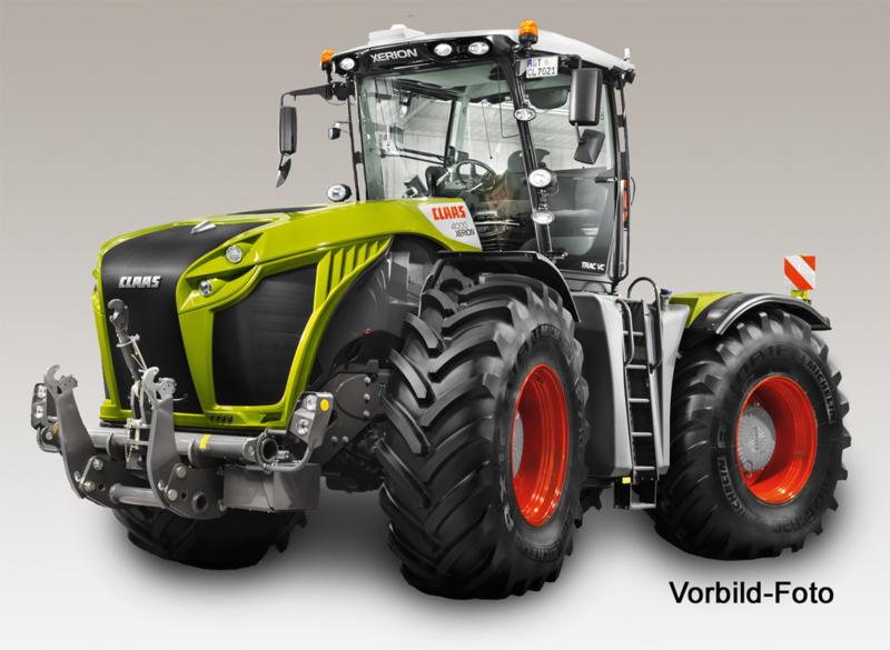 Claas XERION 4000 VC tractor  W1029 Schaal 1:32