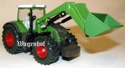 Fendt 936 with front loader Siku Scale 1:50