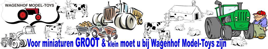 Wagenhof Model-Toys