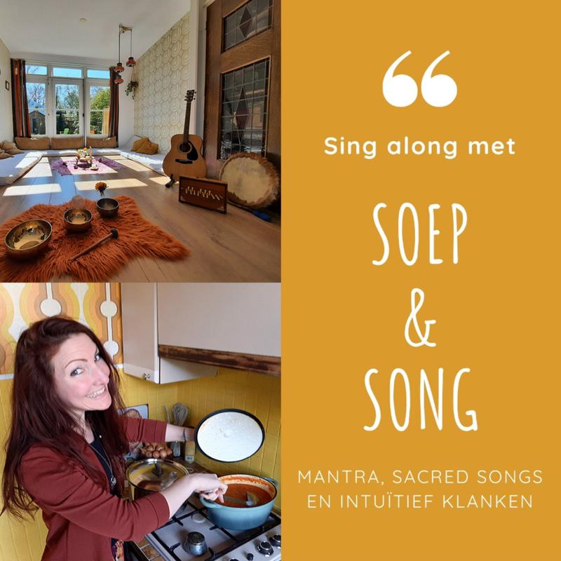 SOEP & SONG - ZOMERKRIEBELS - Zing je vrij op 29 juli - Ontdek jouw oerklank