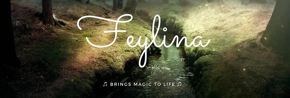 Feylina muziek voor hart en ziel brengt sprookjes en magie tot leven spiritualiteit zielentaal licht