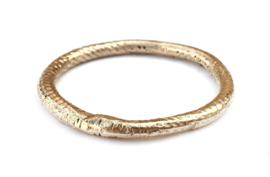 Gouden ring structuur