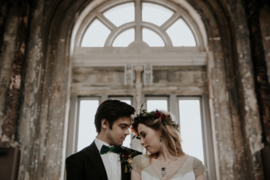 Autumn Wedding in Antwerp