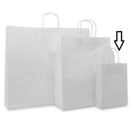 Basic papieren wit (Small) Doos van 250 stuks