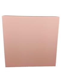 Luxe magneetdoos Oudroze (Square) bundel 10 stuks