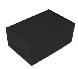 LUXE VERZENDDOOS (L) Zwart (doos 50 st)