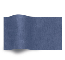 VLOEIPAPIER - NAVY BLUE 50 x 75 cm (480 st)