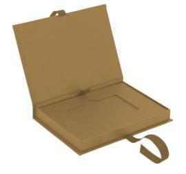 Giftcard doosje bruin (doos 25 stuks)