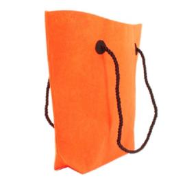 Trendy Shopper oranje doos 50 stuks