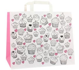 Cupcake doos van 250 stuks