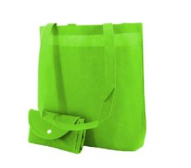 Shop in bag groen doos 100 stuks