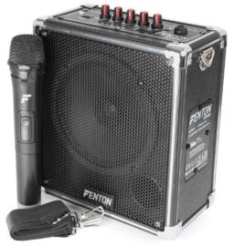 ST040 DRAAGBAAR GELUIDSSYSTEEM 40W BT/MP3/USB/SD/UHF