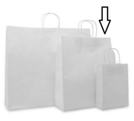Basic papieren wit (Medium) Doos van 250 stuks
