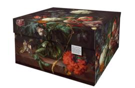 Storage Box Flowers Dutch Design Brand