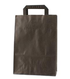 Budget papieren zwart (Medium Large) Doos van 250 stuks