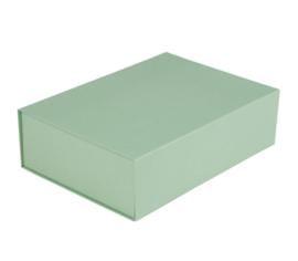 Luxe magneetdoos Mintgroen (Medium)