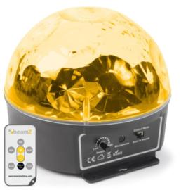 MINI STAR BALL 6X 3W RGBAWP LED'S