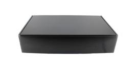 Pakketdoos (Large) zwart (doos 25 st)