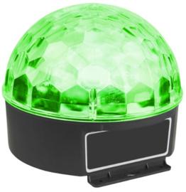 MAGIC JELLY DJ BALL MUZIEKGESTUURD 6X 1W LED