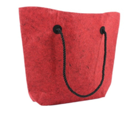 Trendy Shopper rood doos 50 stuks