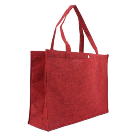 Shopper rood (groot) doos 50 stuks