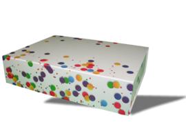Magneetdoos Confetti Large