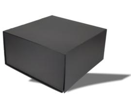 Luxe magneetdoos Matt Zwart(Square)