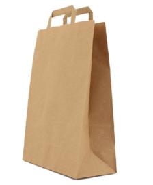 Budget papier bruin (Small) Doos van 250 stuks