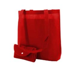 Shop in bag rood doos 100 stuks