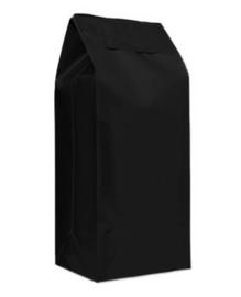 Plastic pakket verzendzak zwart (L) Doos 125 stuks