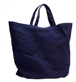 Denim Beach Bag d.blauw (doos 25 stuks)