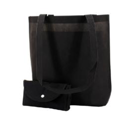 Shop in bag zwart doos 100 stuks