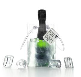 Ice bag basic Baby Clear (24 stuks)