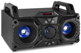 MDJ95 PARTY STATION 100W MET ACCU