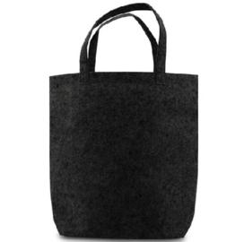 Tote bag zwart doos 50 stuks