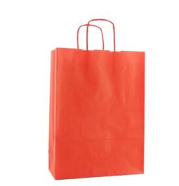 Basic papieren rood (Medium) Doos van 250 stuks